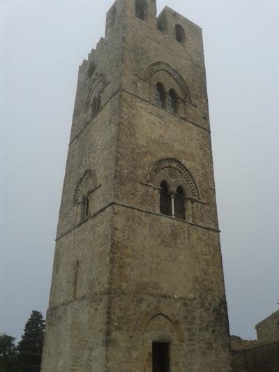 """Turm der Chiesa Madre """"Mutterkirche"""""""