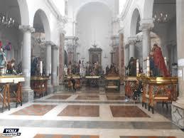Kirche del Purgatorio mit Misteri