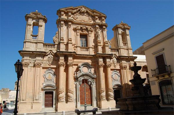 Kirche del Purgatorio in Trapani