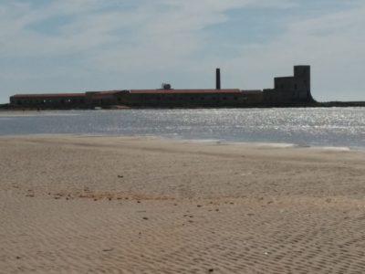 Alte Salzfabrik auf der Isola Lunga