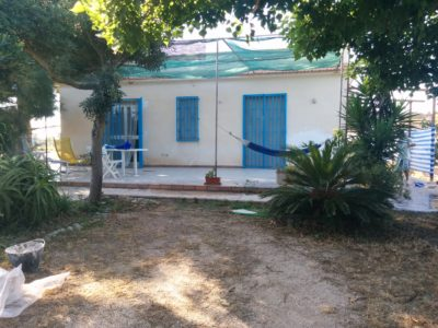 Ferienhaus von Francesco am Strand von Torrazza