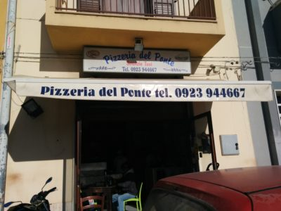 Pizzeria Del Ponte in Mazara