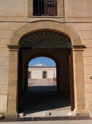 Museum im archäologischen Park von Selinunt