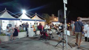 Festplatz des Spincia Festes