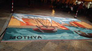 Der alte Hafen auf Mozia neu belebt