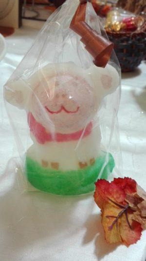 Pupatelli - mit Mandeln gefüllte Zuckerfiguren