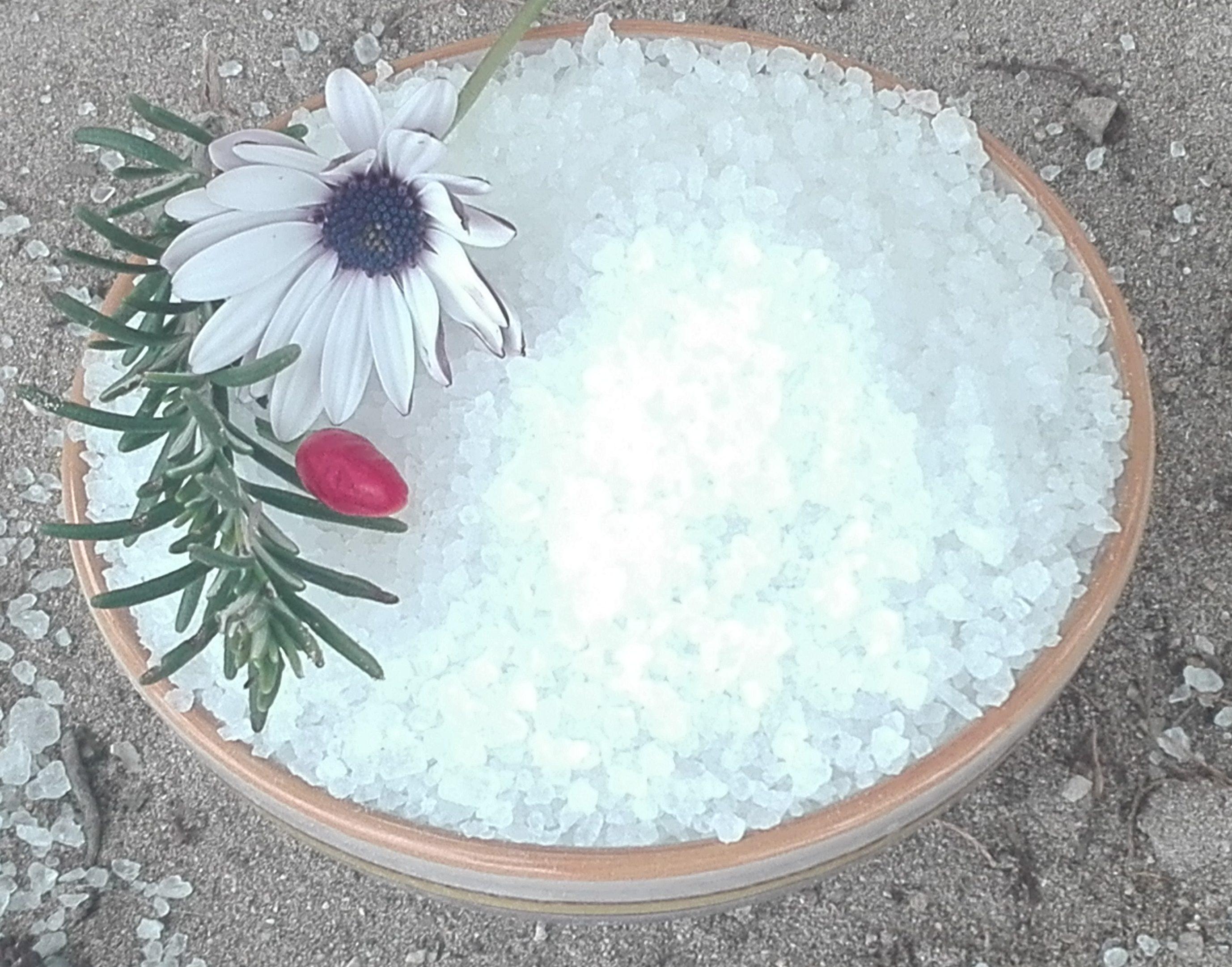 Gesundes Salz aus dem Meer - Meersalz