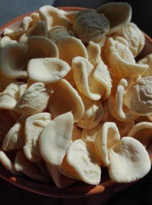 So sehen die Orecchiette-Nudeln aus