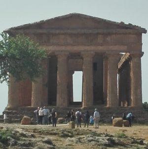 Tempel der Eintracht