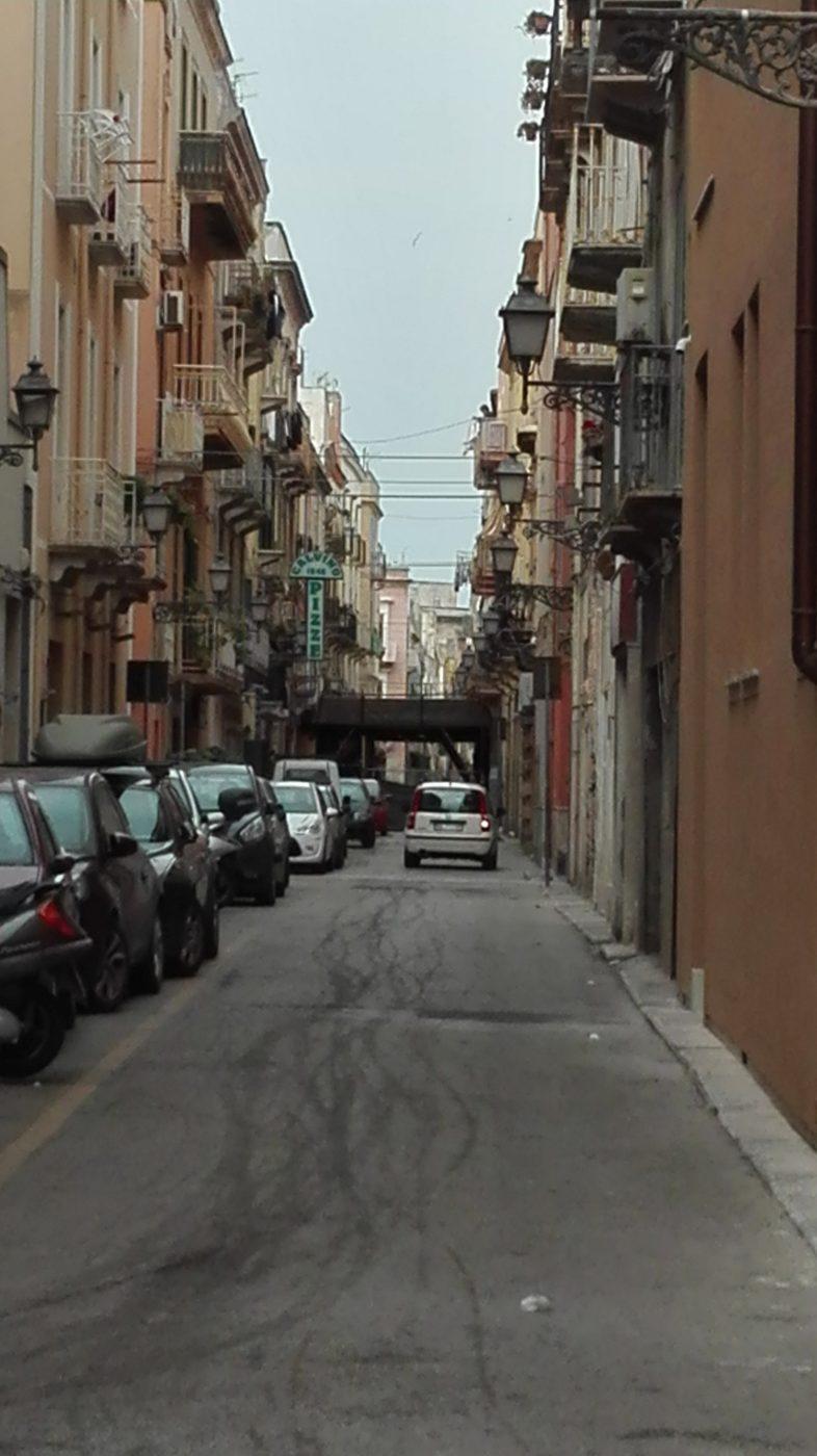 Pizzeria Calvino in der Via Nunzio Nasi