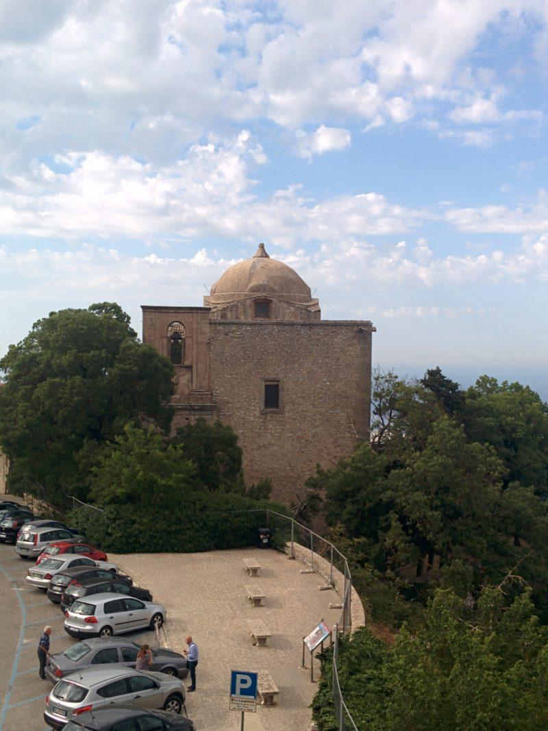 Castello di Venere in Erice