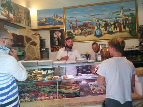 Die besten Cannoli aus Marsala